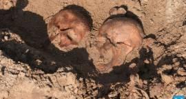 Odnaleziono szczątki podczas budowy drogi Nowogród - Łomża [FOTO]