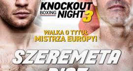 KnockOut Boxing Night 3 już w przyszły weekend