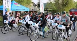 Piknik i wyścig miejskimi rowerami ŁoKeR