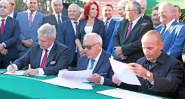 Umowa na budowę obwodnicy Łomży podpisana [FOTO i VIDEO]