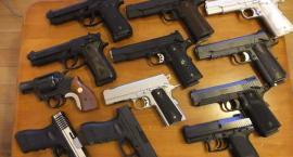 Nielegalny handel bronią palną