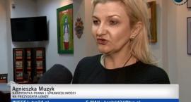 TVN24: Agnieszka Muzyk komentuje wygraną Chrzanowskiego