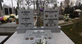 Ograbiono grób rodzin zasłużonych dla polskiej niepodległości