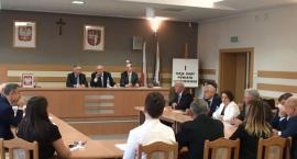 [LIVE] II Sesja Rady Powiatu Łomżyńskiego