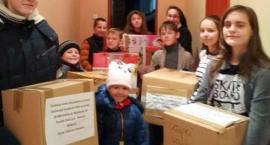Świąteczne paczki dotarły na Białoruś [FOTO]