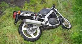 Zginął 20-letni motocyklista