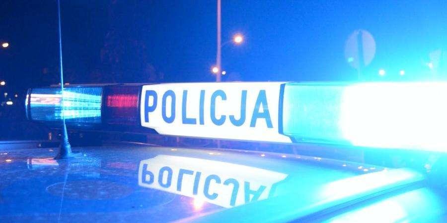 POLICJA, Zabawił zgłosił kradzież - zdjęcie, fotografia