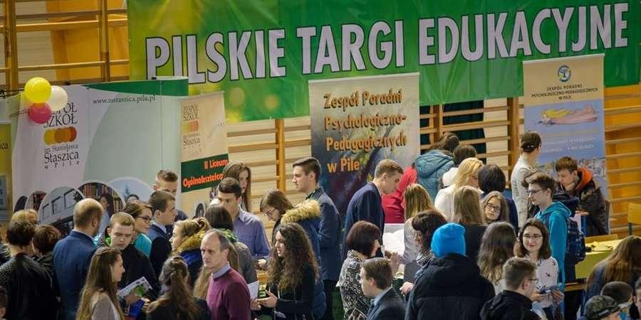 NAUKA I EDUKACJA, decyzji sobotę Pilskie Targi Edukacyjne - zdjęcie, fotografia