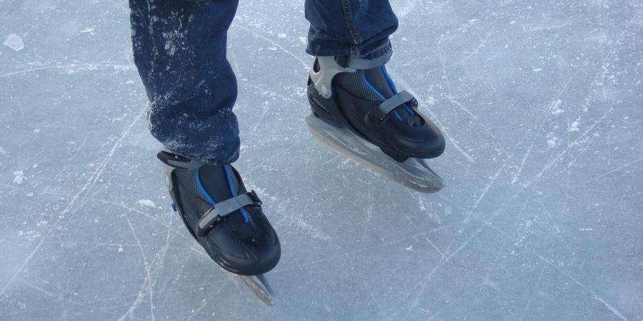 SPORT, Rusza sezon zimowy Aquapark zaprasza lodowisko - zdjęcie, fotografia