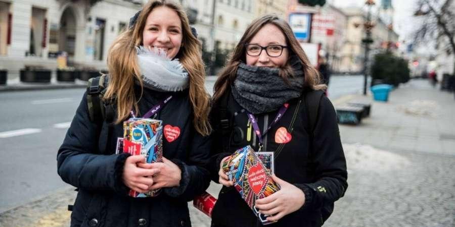 PIŁA, Przed Finałem WOŚP Zostań wolontariuszem Orkiestry - zdjęcie, fotografia