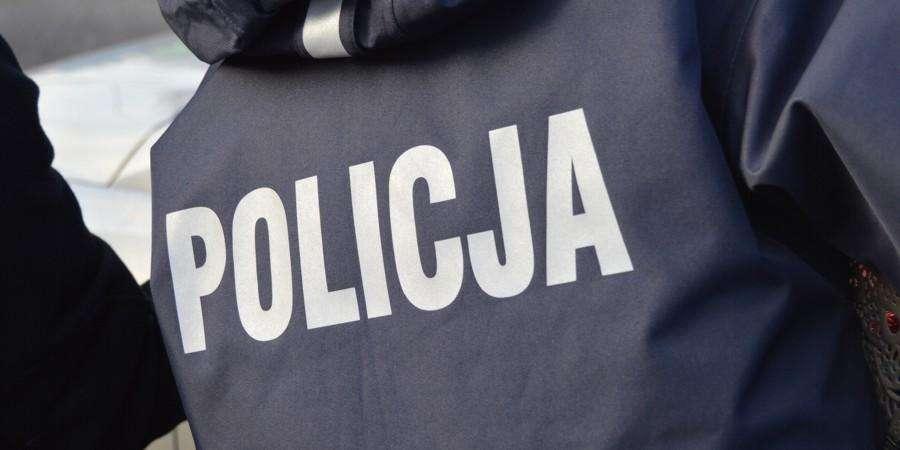 POLICJA, Zaatakował nożem uciekł Poszło kobietę - zdjęcie, fotografia