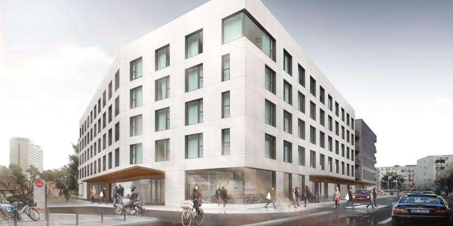 INWESTYCJE, Hotel placu Pocztowym Inwestor zmienia plany - zdjęcie, fotografia