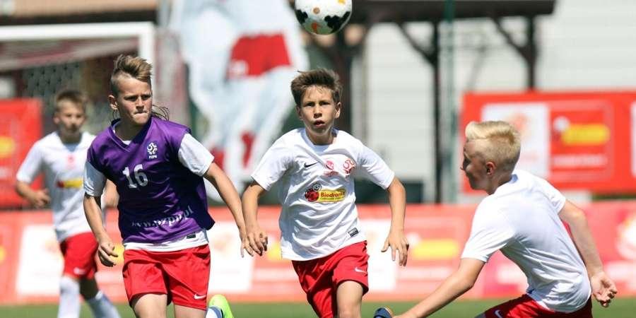 SPORT, Szansa piłkarskich talentów rusza akademia - zdjęcie, fotografia