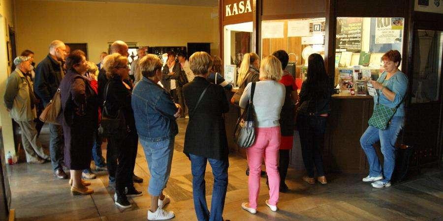 TEATR, Rusza sprzedaż biletów festiwal teatralny - zdjęcie, fotografia