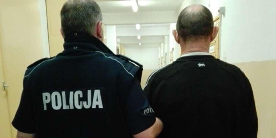 POLICJA, Krwawy finał domowej imprezy latek dźgnął kolegę nożem - zdjęcie, fotografia