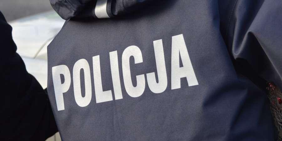 POLICJA, Pijany mężczyzna ranił nożem podpalił mieszkanie - zdjęcie, fotografia