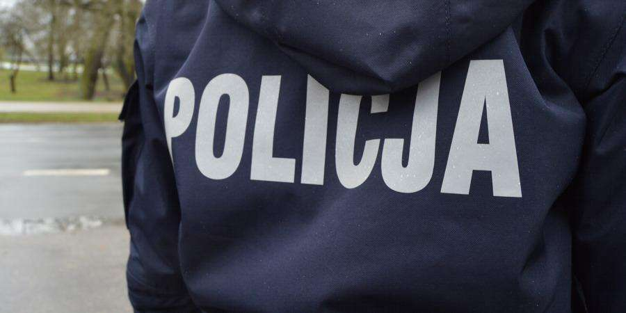 POLICJA, Skatował denerwował - zdjęcie, fotografia