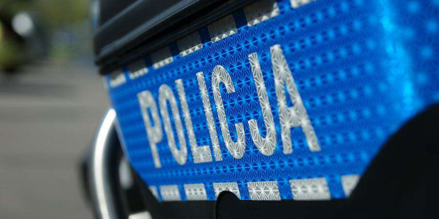 POLICJA, Policjanci wagarach - zdjęcie, fotografia