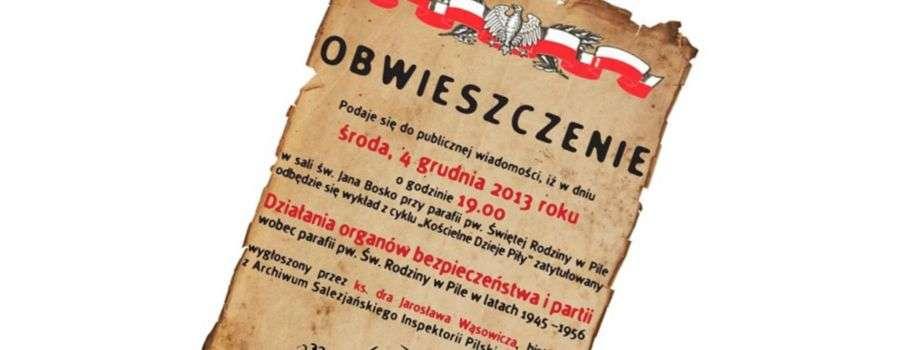 WYDARZENIA, Kościelne Dzieje Piły Święta Rodzina czasach komunizmu - zdjęcie, fotografia