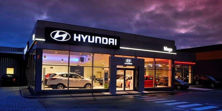 BIZNES I PRACA, Pilski dealer Hyundaia najlepszy Europie - zdjęcie, fotografia