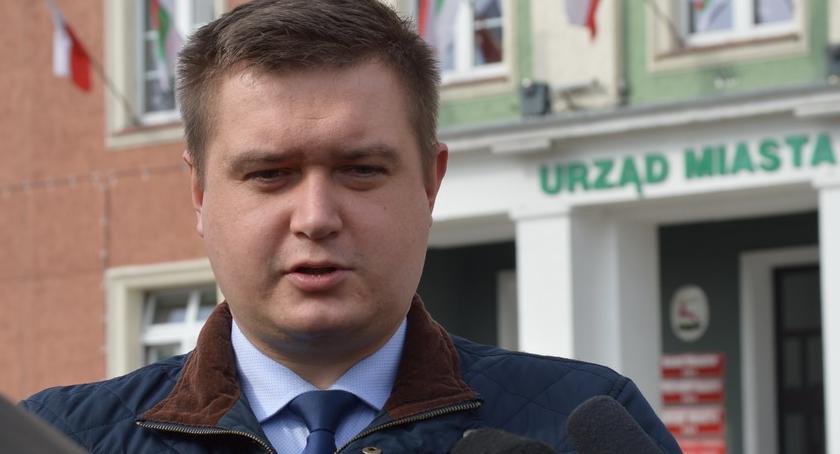 WYBORY 2018, Marcin Porzucek kandydatem prezydenta Piły - zdjęcie, fotografia
