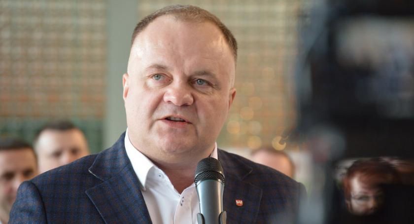 WYBORY 2018, Eligiusz Komarowski kandydatem prezydenta