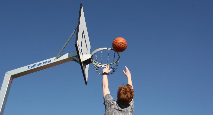 SPORT, Streetball Piła sobotę Turniej Koszykówki Ulicznej - zdjęcie, fotografia