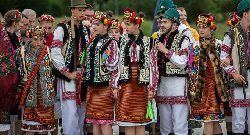 WYDARZENIA, Folklor kultura zabawa Bukowińskie Spotkania - zdjęcie, fotografia