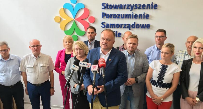 WYBORY 2018, Porozumienie Samorządowe szykuje wyborów - zdjęcie, fotografia