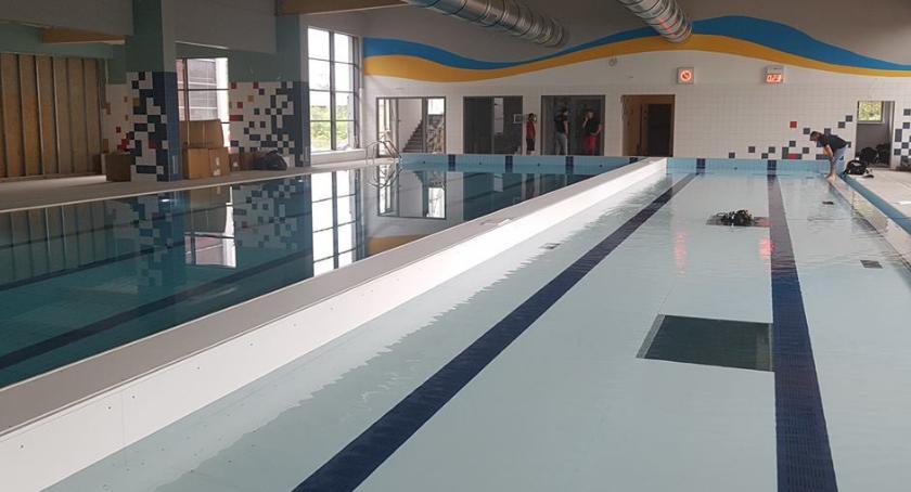 INWESTYCJE, basen Aquaparku prawie gotowy [ZDJĘCIA] - zdjęcie, fotografia