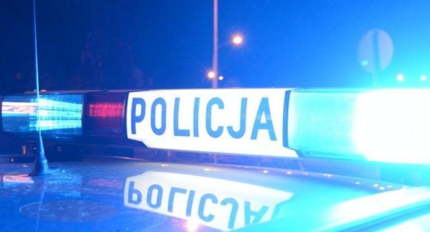 POLICJA, latek okradł swoją matkę - zdjęcie, fotografia