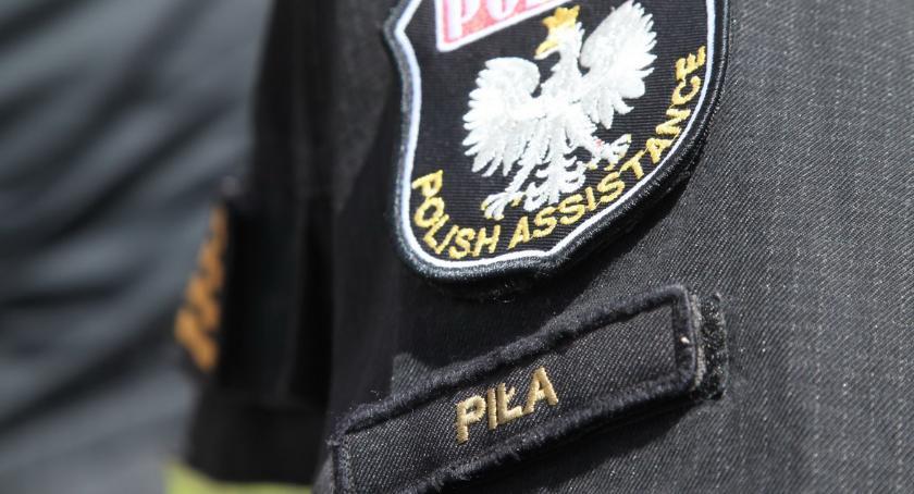 STRAŻ POŻARNA, Pilscy strażacy wrócili Szwecji - zdjęcie, fotografia
