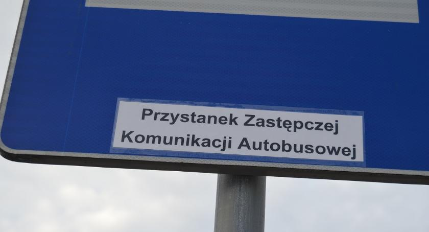 KOMUNIKACJA, Remont torów trasie Piła Poznań Autobusy zamiast pociągów dłużej zapowiadano - zdjęcie, fotografia