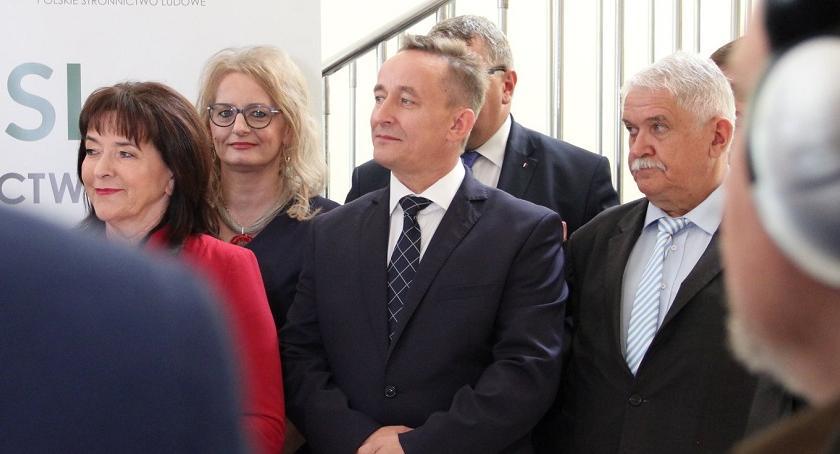 """WYBORY 2018, przedstawia liderów Sejmiku """"jedynką"""" okręgu pilskim - zdjęcie, fotografia"""