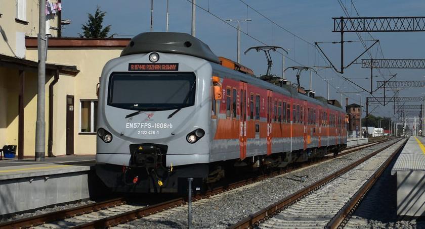 KOMUNIKACJA, termin powrotu pociągów trasę Piły Poznania - zdjęcie, fotografia