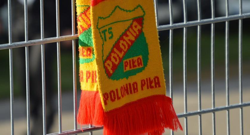 ŻUŻEL, Polonia Piła żegna pierwszą ligą - zdjęcie, fotografia