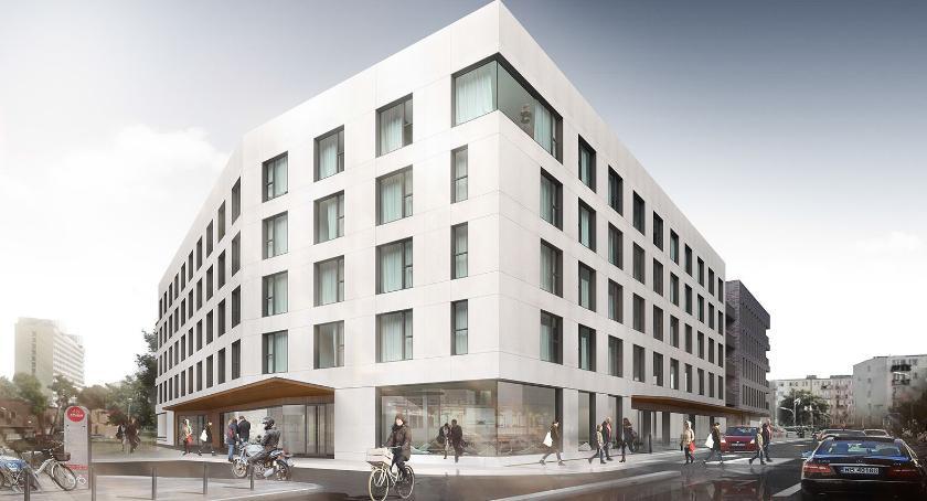 BIZNES I PRACA, Wkrótce ruszy budowa nowego hotelu centrum Piły [WIZUALIZACJE] - zdjęcie, fotografia