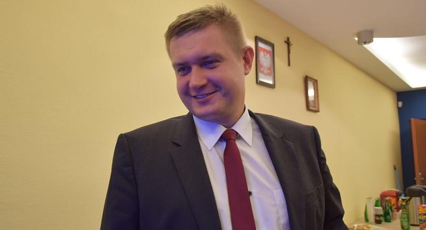WYBORY 2018, Marcin Porzucek frekwencji wyborczej - zdjęcie, fotografia