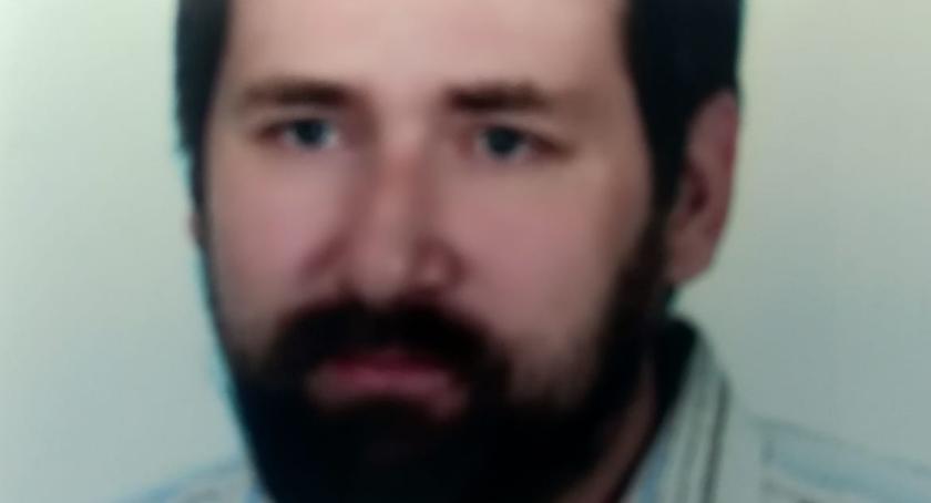POSZUKIWANI I ZAGINIENI, Zaginął Sławomir Dudek Policja rodzina proszą pomoc - zdjęcie, fotografia