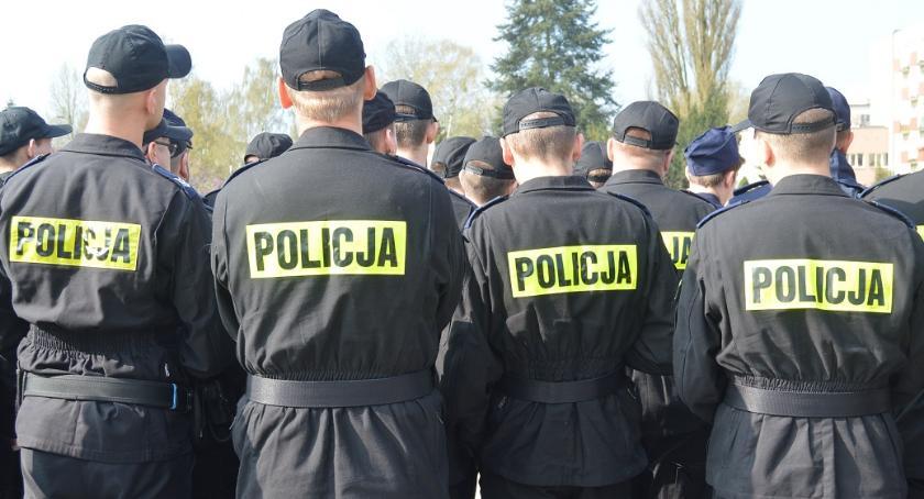 POLICJA, Policjanci zwolnień lekarskich również - zdjęcie, fotografia