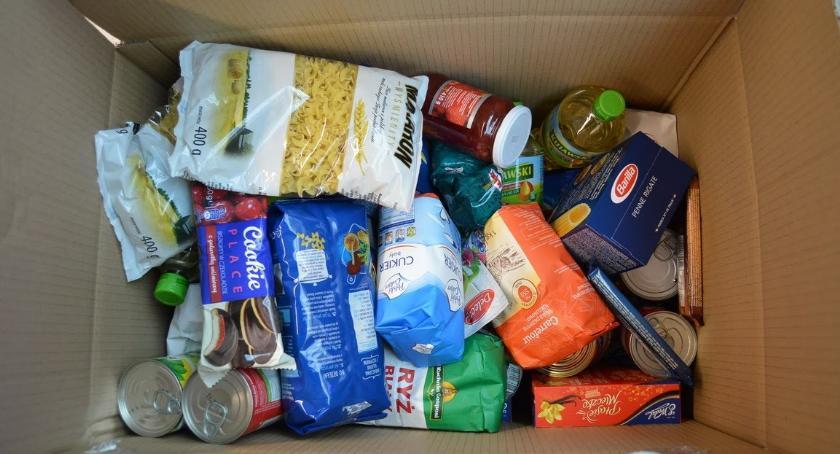 PIŁA, Świąteczna Zbiórka Żywności - zdjęcie, fotografia