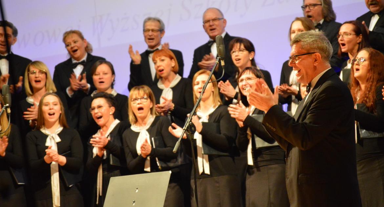 KONCERTY, Śpiewają piętnastu Jubileusz Chóru Akademickiego [VIDEO] - zdjęcie, fotografia