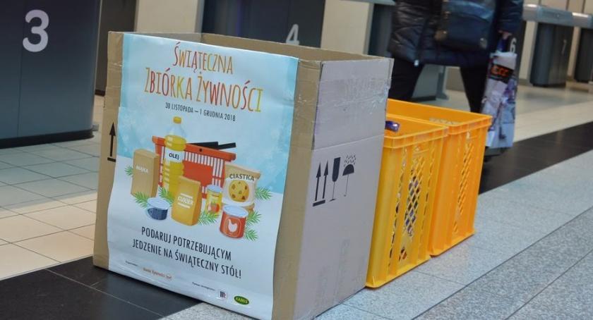 PIŁA, Rekordowa zbiórka żywności - zdjęcie, fotografia