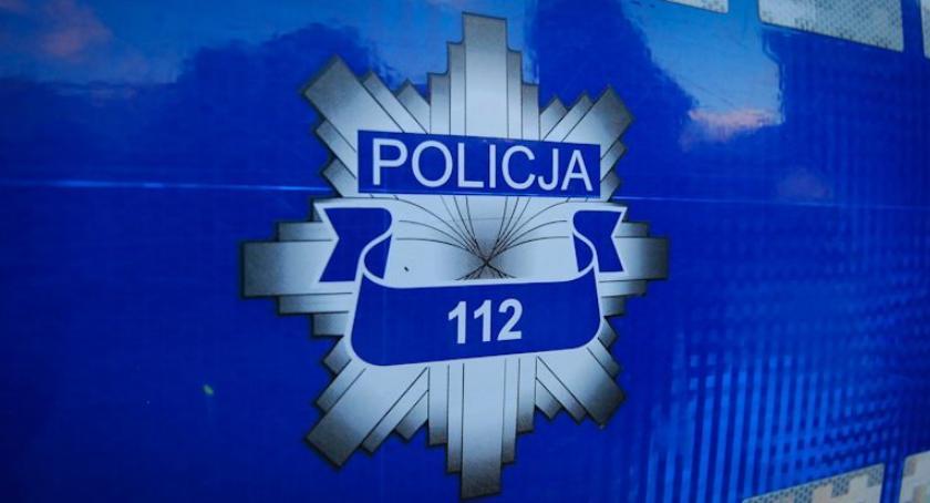 POLICJA, Agresywny mężczyzna narozrabiał urzędzie [VIDEO] - zdjęcie, fotografia