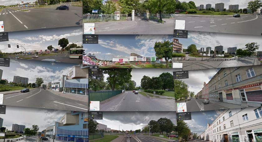 PIŁA, Aktualizacja Google Street zdjęcia Piły sieci [ZDJĘCIA] - zdjęcie, fotografia