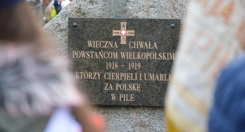 PIŁA, Ulicami Piły przejdzie Marsz Pamięci Powstańców Wielkopolskich - zdjęcie, fotografia