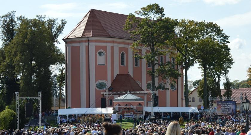 POWIAT PILSKI, Sanktuarium Skrzatuszu będzie bazyliką - zdjęcie, fotografia