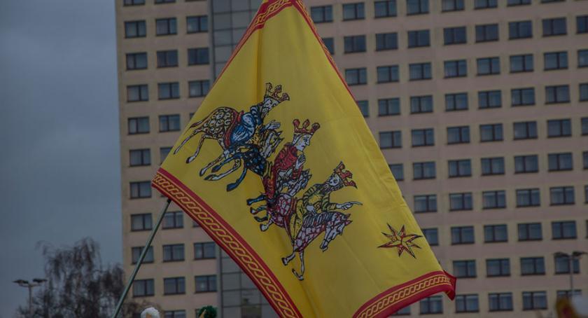 WYDARZENIA, Przemarsz koncerty kolęd niedzielę Orszak Trzech Króli - zdjęcie, fotografia