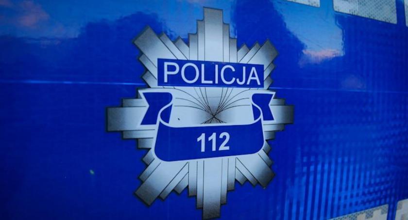 POLICJA, latek włamał lokalu którym wcześniej pracował - zdjęcie, fotografia