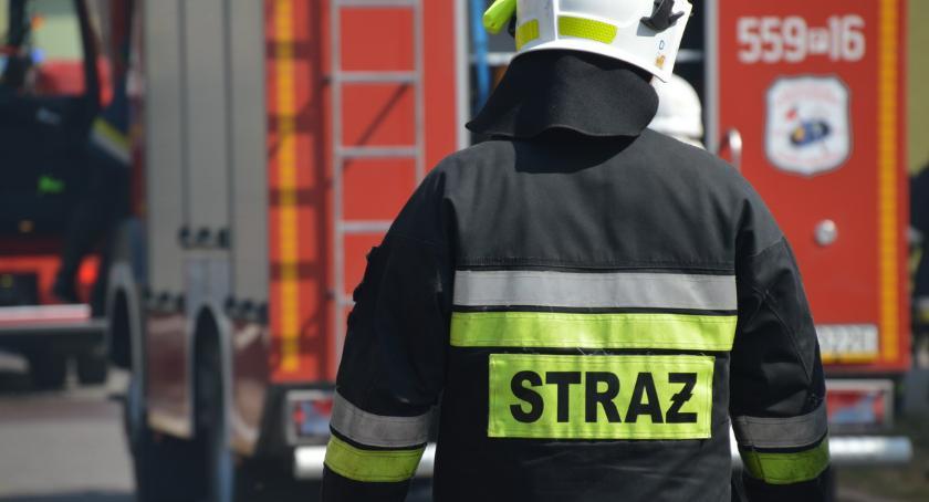 POŻARY, Potrzebna pomoc ofiar pożaru - zdjęcie, fotografia
